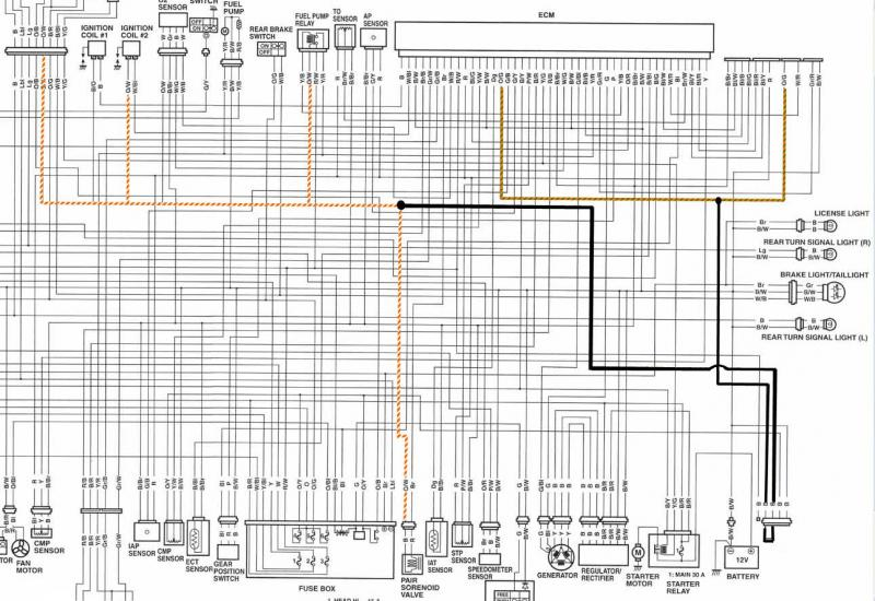 exciting wiring diagram for suzuki sv650 contemporary
