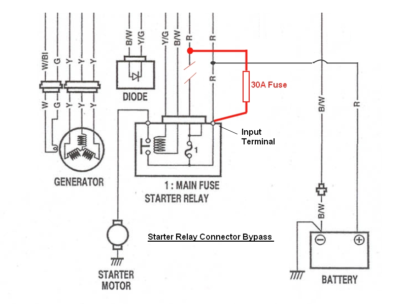 01 Gsxr No Electrical. Parts. Wiring Diagram Images