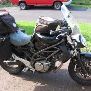 Touring mode Gladius